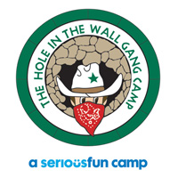 Hole in the Wall Gang Camp logo